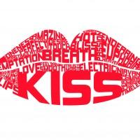 elguapo1991_kiss-typography